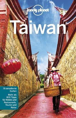 Lonely Planet Reiseführer Taiwan