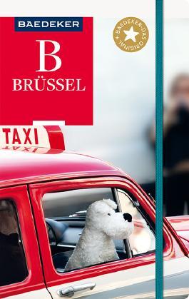 Baedeker Reiseführer Brüssel