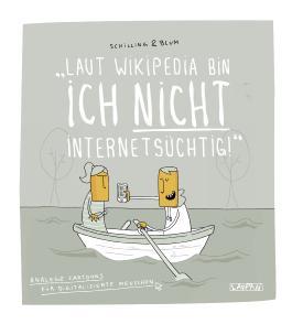 Laut Wikipedia bin ich nicht internetsüchtig!