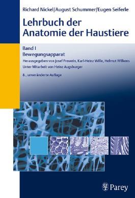 Lehrbuch der Anatomie der Haustiere Band I 3826333950