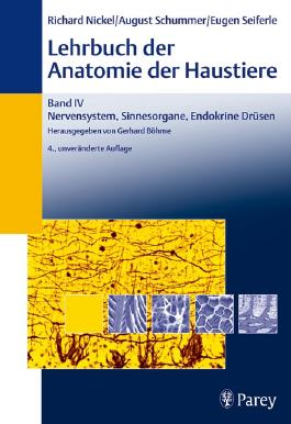 Lehrbuch der Anatomie der Haustiere Band IV