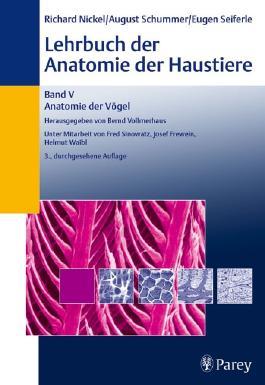 Lehrbuch der Anatomie der Haustiere Band V