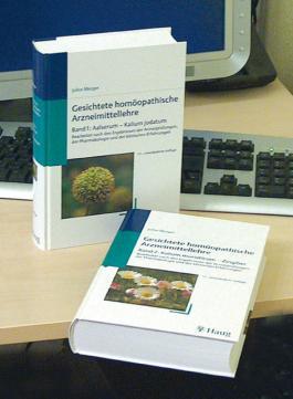 Gesichtete homöopatische Arzneimittel (in 2 Bdn. - STANDARDAUSGABE): Bd. 1: Aalserum - Kalium jodatum; Bd. 2: Kalium muriaticum - Zingiber