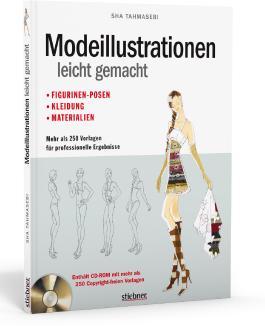 Modeillustrationen leicht gemacht; m. CD-ROM