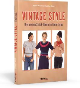 Vintage Style - Die besten Strick-Ideen im Retro-Look
