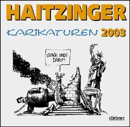 Haitzinger Karikaturen 2003