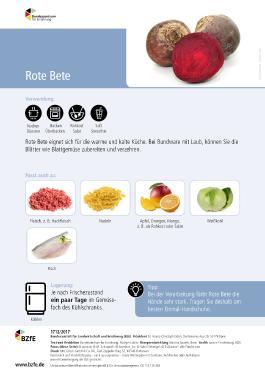 Lebensmittel-Infoblatt: Kaki
