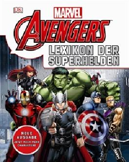 Marvel Avengers™ Lexikon der Superhelden