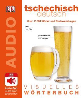 Visuelles Wörterbuch Tschechisch Deutsch