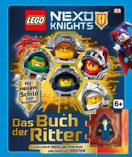 LEGO® NEXO KNIGHTS™. Das Buch der Ritter