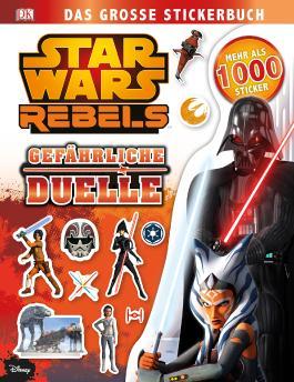 Star Wars Rebels™ Das große Stickerbuch