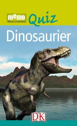 memo Quiz. Dinosaurier