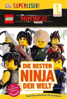 SUPERLESER! THE LEGO® NINJAGO® MOVIE Die besten Ninja der Welt