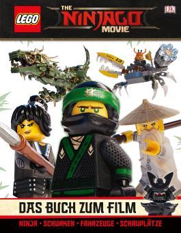 THE LEGO® NINJAGO® MOVIE Das Buch zum Film