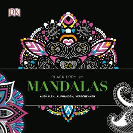 Black Premium. Mandalas