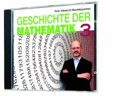 Geschichte der Mathematik, 1 Audio-CD. Tl.3
