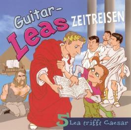Guitar-Lea trifft Caesar