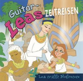 Guitar-Lea trifft Nofretete