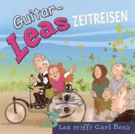 Guitar-Lea trifft Carl Benz