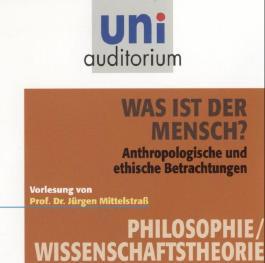 Was ist der Mensch?, Audio-CD