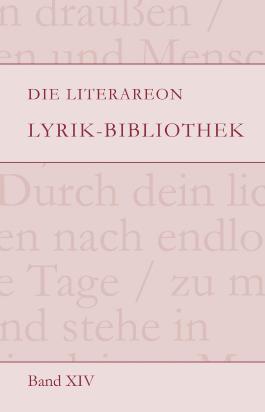 Die Literareon Lyrik-Bibliothek – Band 14