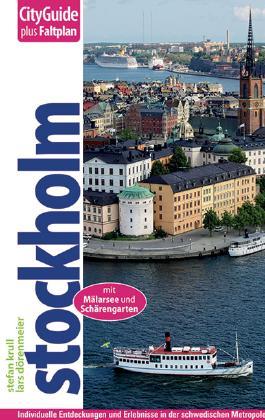 Reise Know-How CityGuide Stockholm mit Mälarsee und Schärengarten