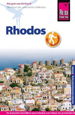 Reise Know-How Rhodos Mit 17 Wanderungen
