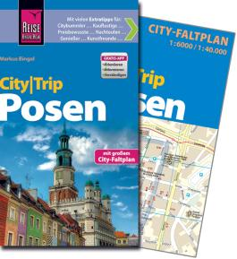 Reise Know-How CityTrip Posen / Poznań