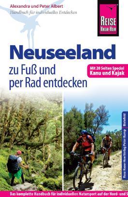 Reise Know-How: Neuseeland Outdoor-Handbuch