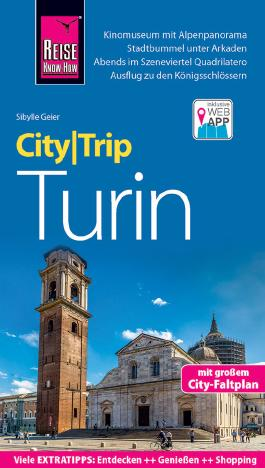 Reise Know-How CityTrip Turin