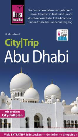 Reise Know-How CityTrip Abu Dhabi