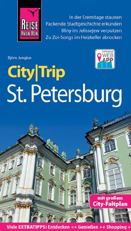 Reise Know-How CityTrip St. Petersburg