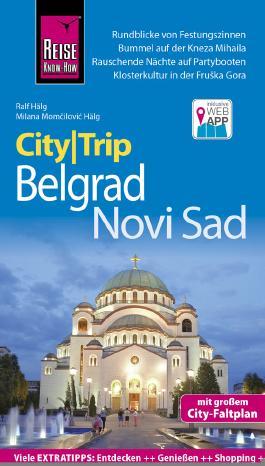 Reise Know-How CityTrip Belgrad und Novi Sad