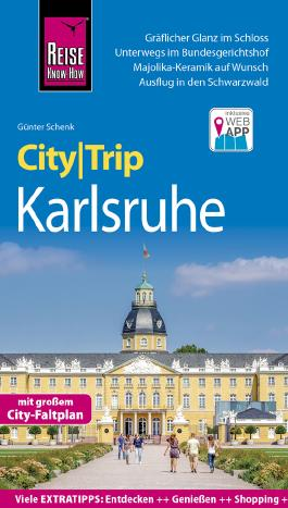 Reise Know-How CityTrip Karlsruhe