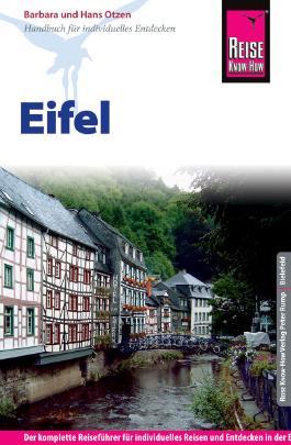 Reise Know-How Reiseführer Eifel