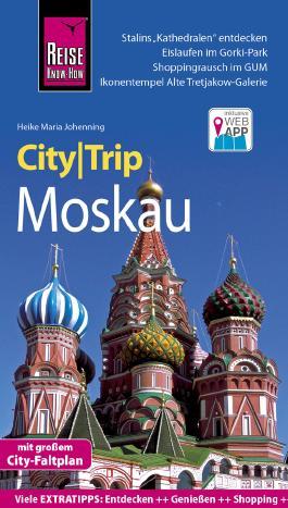 Reise Know-How CityTrip Moskau