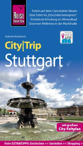 Reise Know-How CityTrip Stuttgart