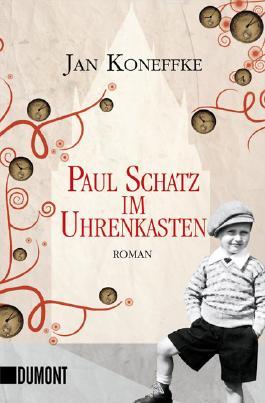 Paul Schatz im Uhrenkasten