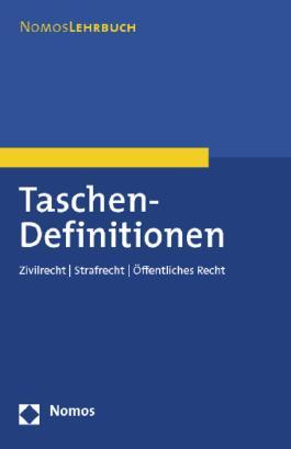 Taschen Definitionen