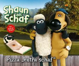 Shaun das Schaf - Pizza extra schaf
