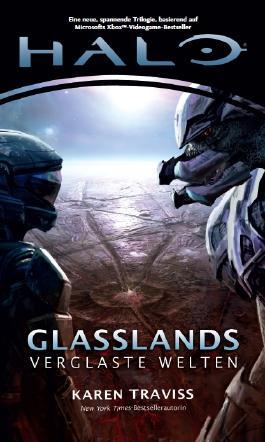 Halo Glasslands - Verglaste Welten
