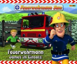 Feuerwehrmann Sam Geschichtenbuch