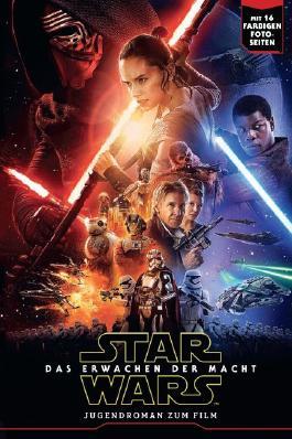 Star Wars Episode VII, Jugendroman zum Film: Das Erwachen der Macht