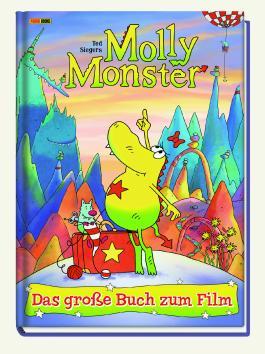 Molly Monster- Das große Buch zum Film
