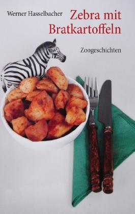 Zebra mit Bratkartoffeln