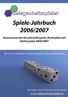 Spiele-Jahrbuch Gelegenheitsspieler 2006/2007