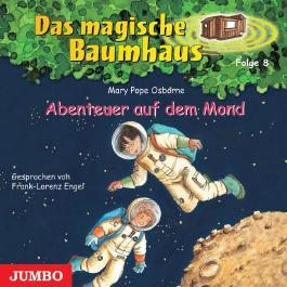 Das magische Baumhaus, Band 8 - Abenteuer auf dem Mond