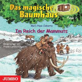 Das magische Baumhaus, Band 7 - Im Reich der Mammuts