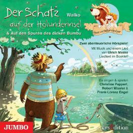Der Schatz auf der Holunderinsel /Auf den Spuren des dicken Bumbu