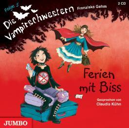 Die Vampirschwestern, Band 5 - Ferien mit Biss